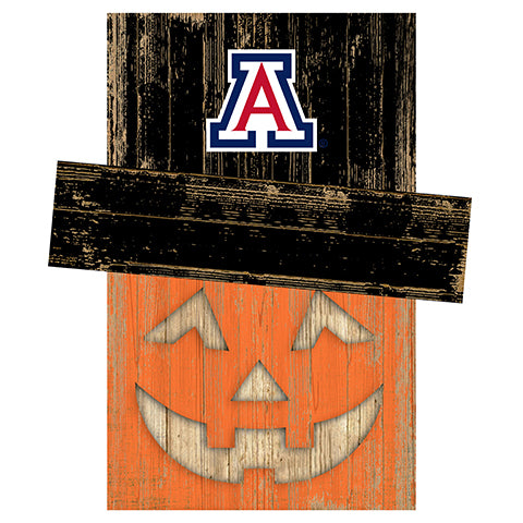 Arizona Pumpkin Head w/Hat