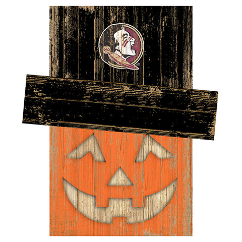 Florida State University Pumpkin Head w/Hat