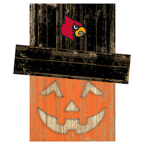 Louisville Pumpkin Head w/Hat