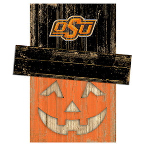 Oklahoma State University Pumpkin Head w/Hat