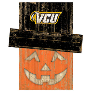 VCU Pumpkin Head w/Hat