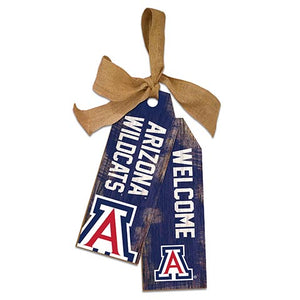 "Arizona 12"" Team Tags"