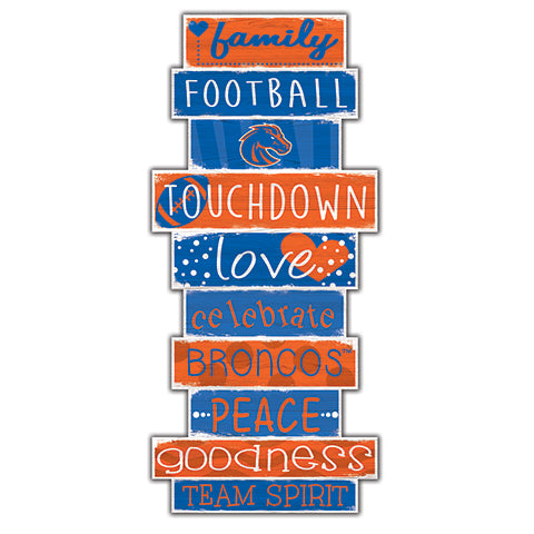 Boise State Celebrations Stack 24