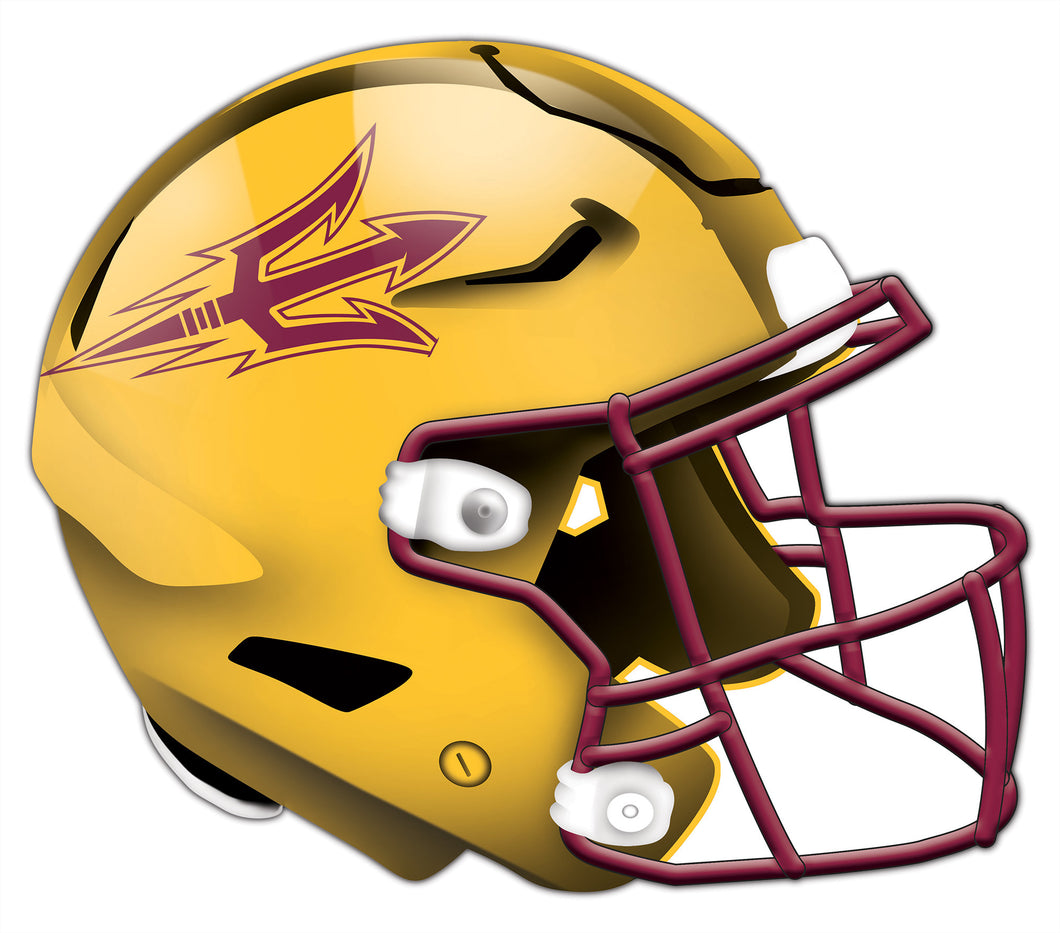 Arizona State Authentic Helmet Cutout 24