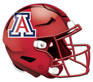 Arizona Authentic Helmet Cutout 24""