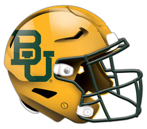 Baylor Authentic Helmet Cutout 24""