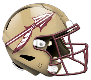 Florida State Authentic Helmet Cutout 24""