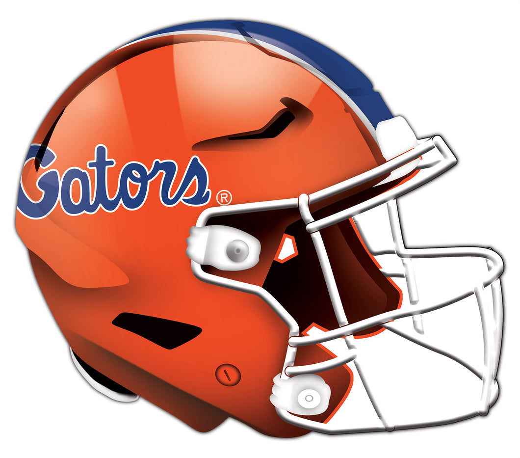 University of Florida Authentic Helmet Cutout 24
