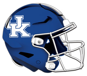 University of Kentucky Authentic Helmet Cutout 24""