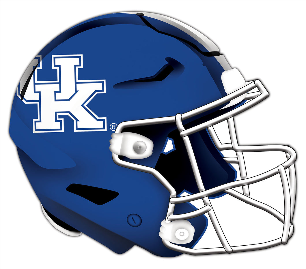 University of Kentucky Authentic Helmet Cutout 24