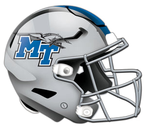 Middle Tennessee State Authentic Helmet Cutout 24