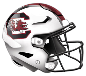 University of South Carolina Authentic Helmet Cutout 24""