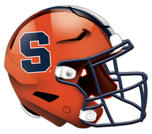 Syracuse Authentic Helmet Cutout 24