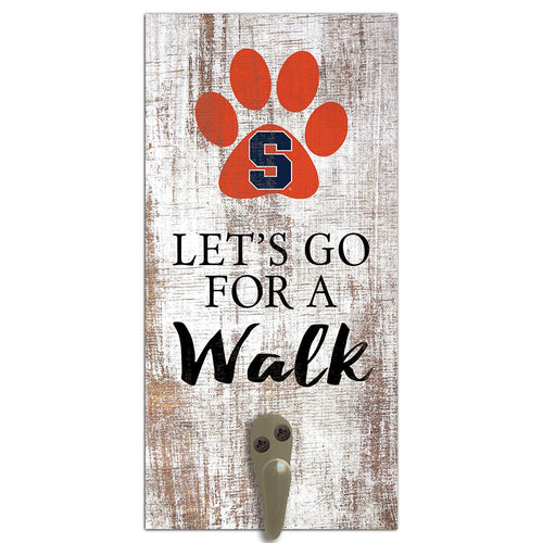 Syracuse Leash Holder 6x12 Sign