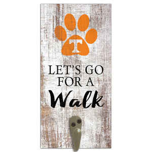 University of Tennessee Leash Holder 6x12 Sign