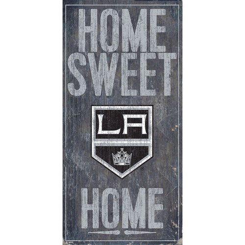 Los Angeles Kings Home Sweet Home 6x12