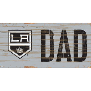 Los Angeles Kings DAD 6x12 Sign