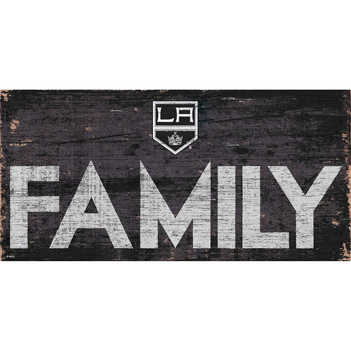 Los Angeles Kings Family 6x12
