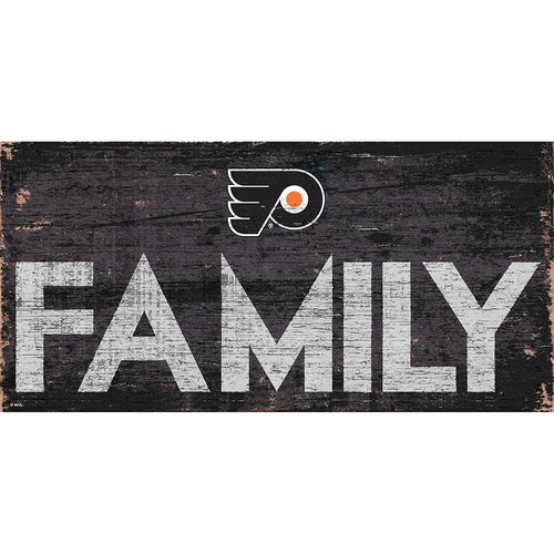 Philadelphia Flyers Family 6x12