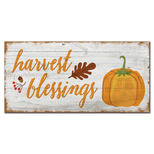 Harvest Blessings 6x12