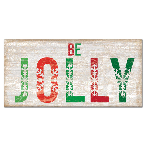 Be Jolly 6x12