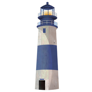 Lighthouse 24in Cutout