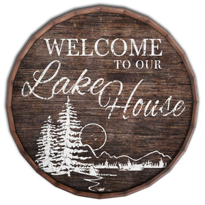Welcome to the Lake House 24