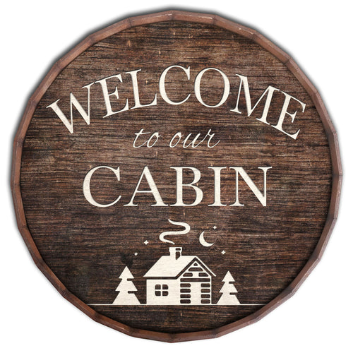 Welcome to the Cabin 24