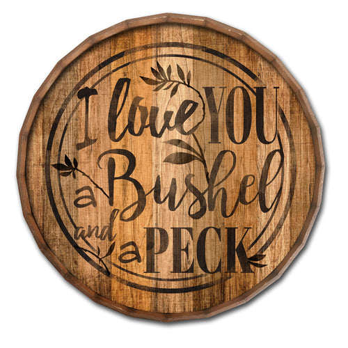 I Love you a Bushel & a Peck 24