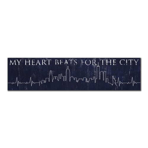 My Heart Beats for the City 6x24