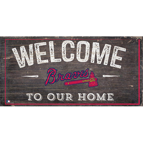 Atlanta Braves Welcome Distressed Sign