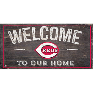 Cincinnati Reds Welcome Distressed Sign