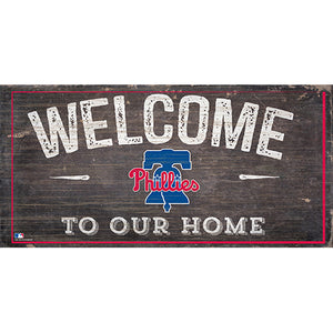 Philadelphia Phillies Welcome Distressed Sign