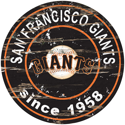 San Francisco Giants 24