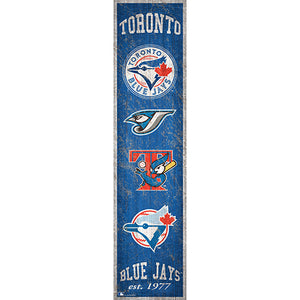 Toronto Blue Jays Heritage Banner 6x24 Sign
