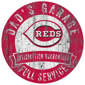 Cincinnati Reds Dad's Garage