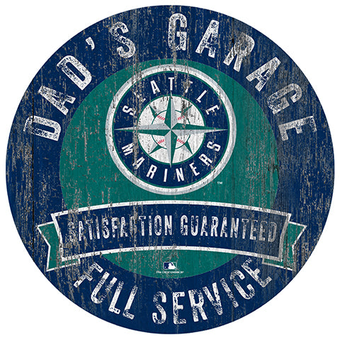 Seattle Mariners Dad's Garage