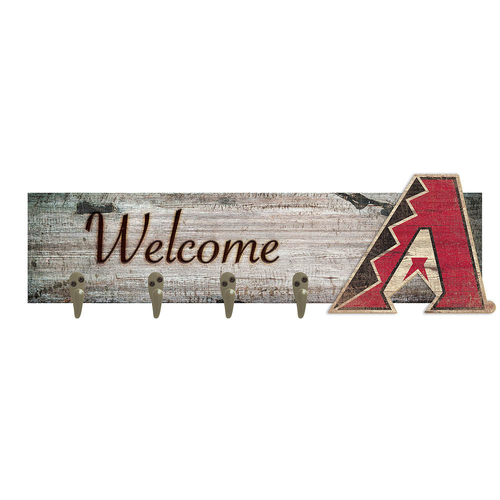 Arizona Diamondbacks Coat Hanger 6x24