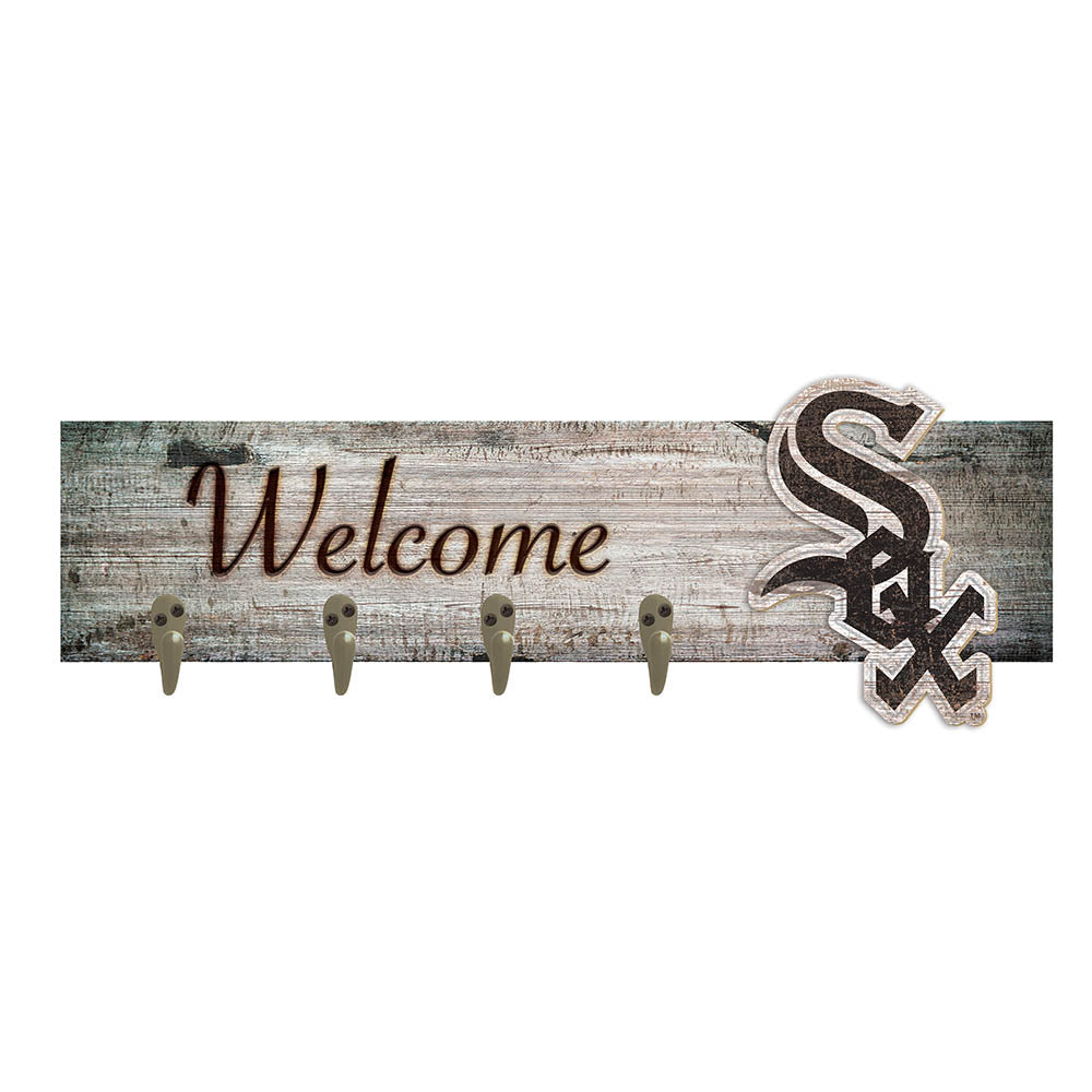 Chicago White Sox Coat Hanger 6x24