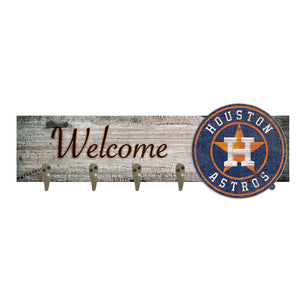 Houston Astros Coat Hanger 6x24