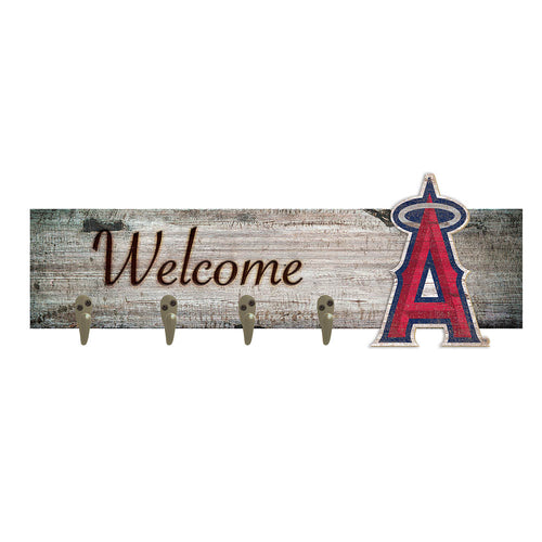 Los Angeles Angels Coat Hanger 6x24