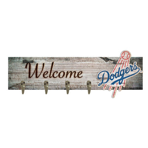 Los Angeles Dodgers Coat Hanger 6x24