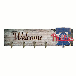 Philadelphia Phillies Coat Hanger 6x24