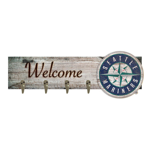 Seattle Mariners Coat Hanger 6x24