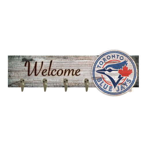 Toronto Blue Jays Coat Hanger 6x24
