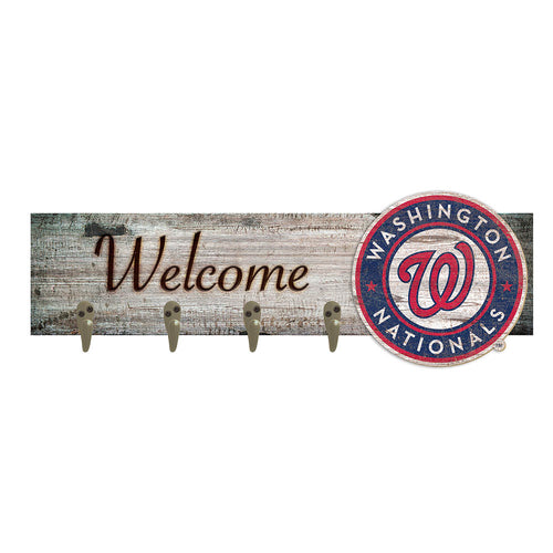 Washington Nationals Coat Hanger 6x24