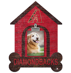 Arizona Diamondbacks Dog Bone House Clip Frame