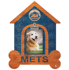 New York Mets Dog Bone House Clip Frame
