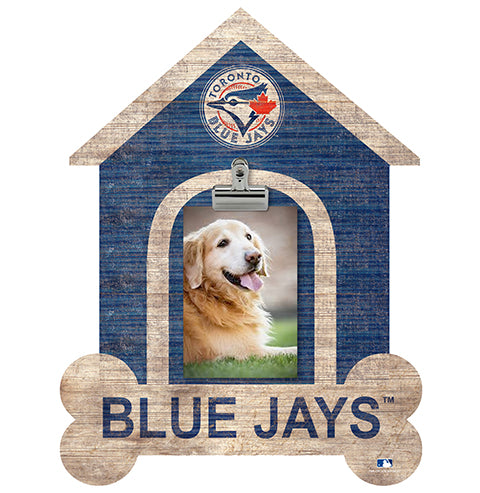 Toronto Blue Jays Dog Bone House Clip Frame