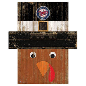 Minnesota Twins Turkey Head